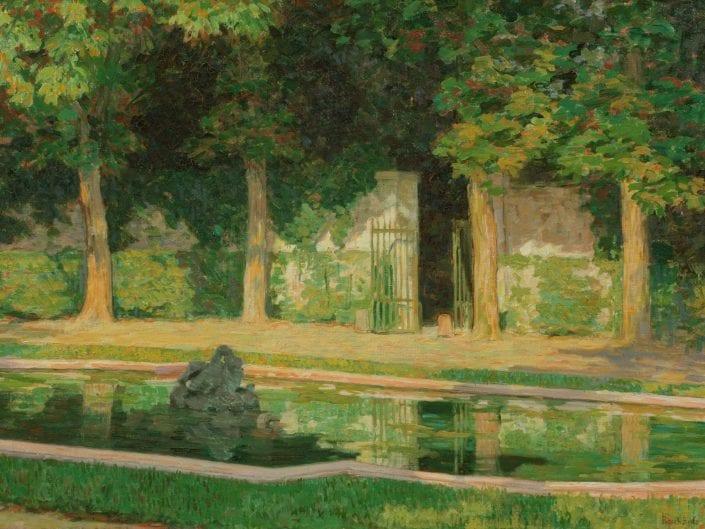 Trianon sous bois